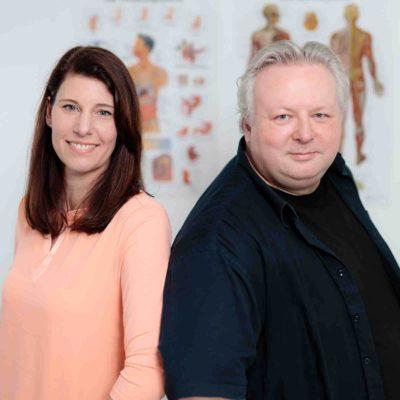 Tanja Oerder und Thomas Hartl