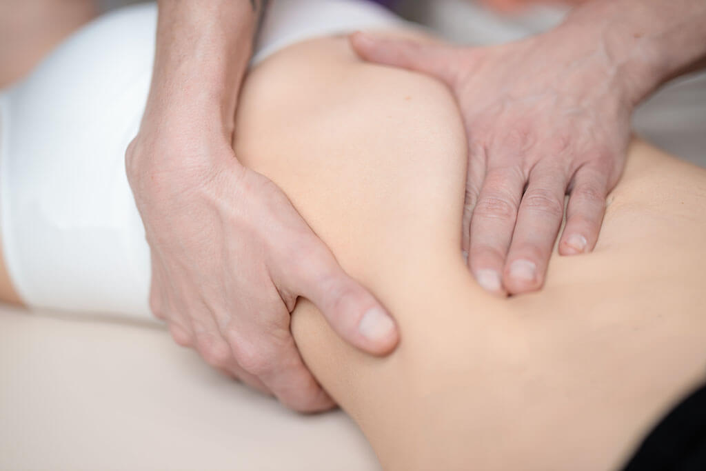 Die osteopathische Behandlung von Bauchschmerzen